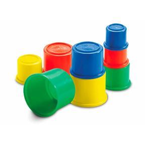 Fisher Price Copinhos de Empilhar - Mattel