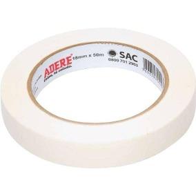 Fita Crepe Adere Tape Fix 018 Mm X 050 M 427 18X50