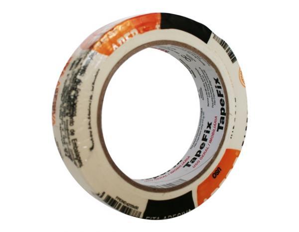 Fita Crepe Adere Tape Fix 024 Mm X 050 M 427 24X50