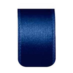 Fita de Cetim Azul Marinho
