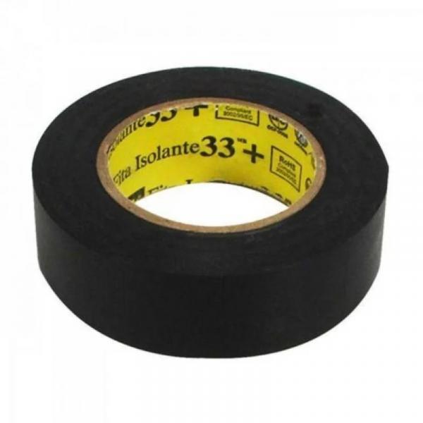 Fita Isolante 19mm X 10m X 0.76mm 33+ Scotch - 3m