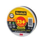 Fita Isolante +33 Profissional 19mmx20m Scotch 3m
