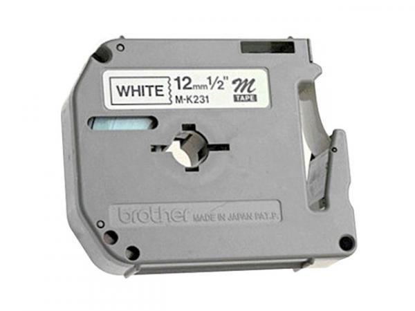 Fita para Rotulador Brother M 231 - 12mm