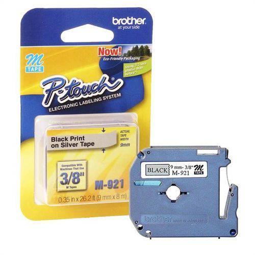 Fita Rotuladora Brother 9mmx8m M921