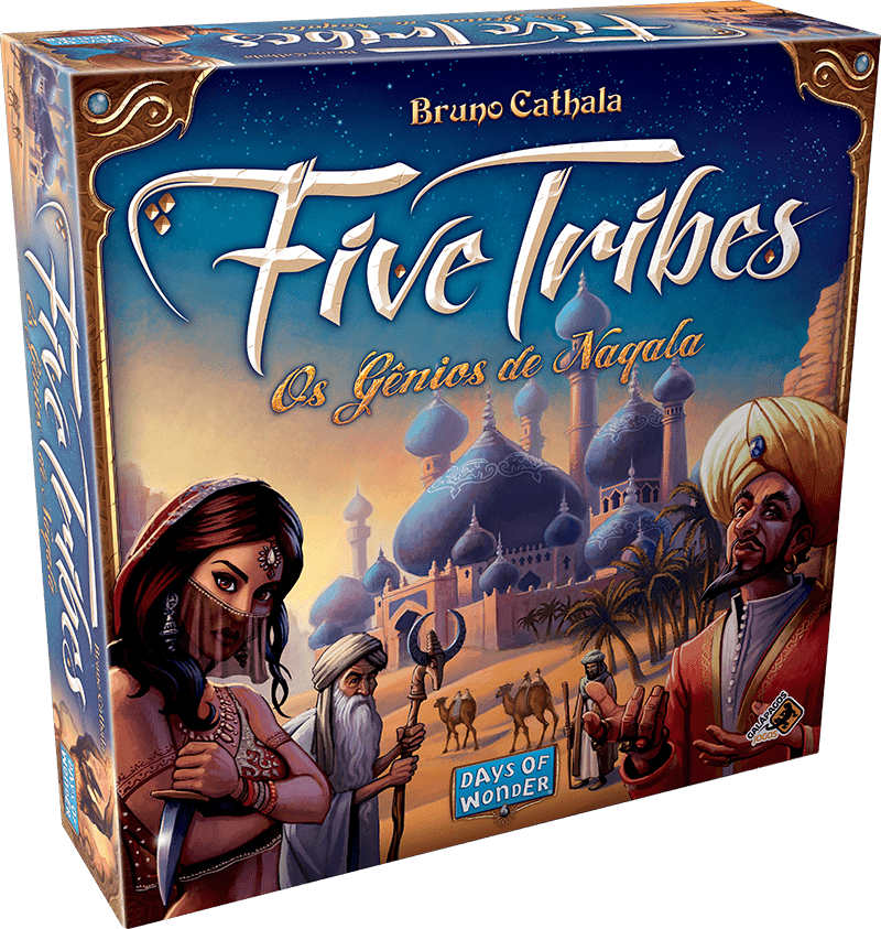 Five Tribes (325,4)