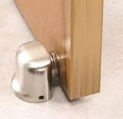 Fixador de Porta Magnético com Amortecedor- Vonder