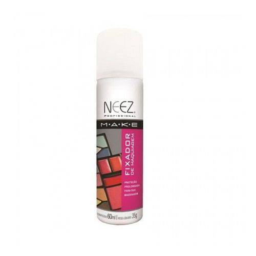 Tudo sobre 'Fixador Maquiagem Neez Spray/ 60 Ml'