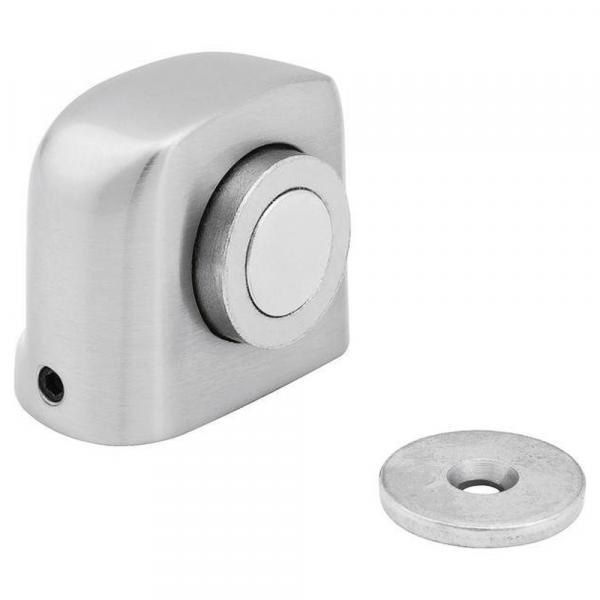 Fixador para Porta Magnético com Amortecedor Alumínio Vonder FP500