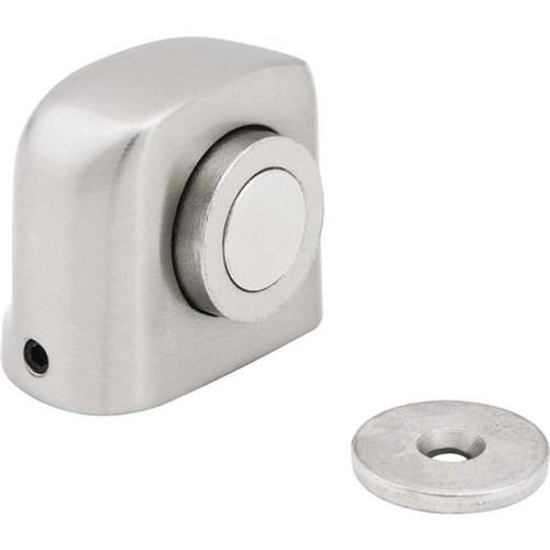 Fixador para Porta Magnético com Amortecedor - Fp500 - Vonder (Alumínio)