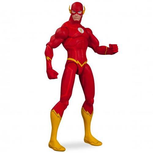 Tudo sobre 'Flash - Action Figure Dc: Justice League War'