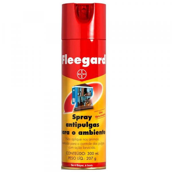 Fleegard Spray Antipulgas 300 Ml - Bayer