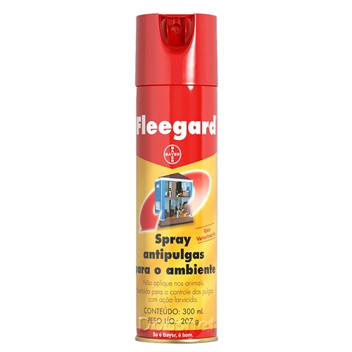 Fleegard - Spray Antipulgas para Ambiente