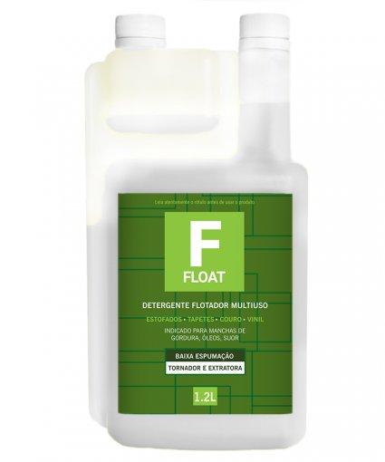 FLOAT - Detergente Flotador para Extratora - 1,2 Litro - SOS Profissional