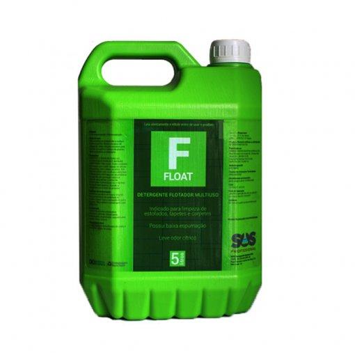 FLOAT - Detergente Flotador para Extratora - 5 Litros - SOS Profissional
