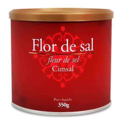 Tudo sobre 'Flor de Sal Cimsal 350g'