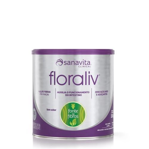 Tudo sobre 'Floraliv 225g - Sanavita'