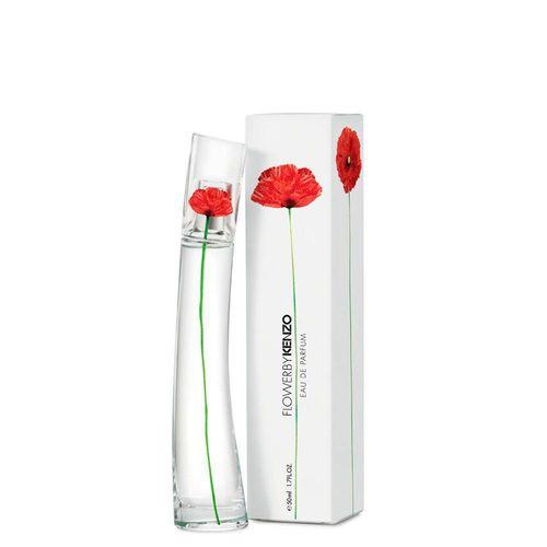 Flower By Kenzo Eau de Parfum Kenzo - Perfume Feminino Refilável 50ml