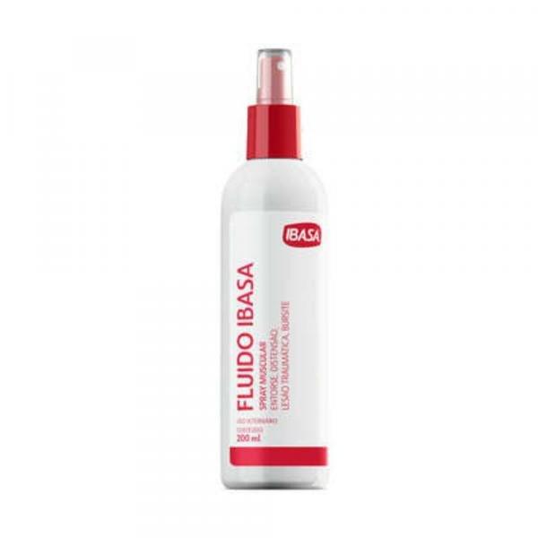 Fluído Ibasa Spray Muscular 200 Ml
