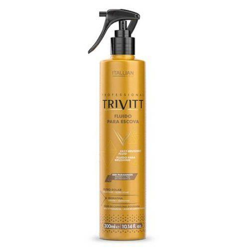 Tudo sobre 'Fluído para Escova e Proteção Térmica Trivitt 300ml'