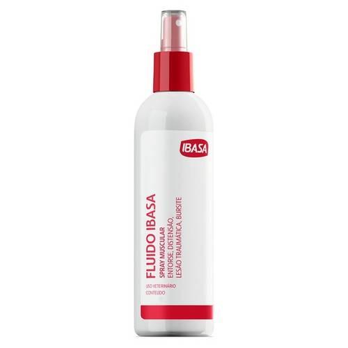 Fluido Spray Muscular Ibasa - 100 Ml