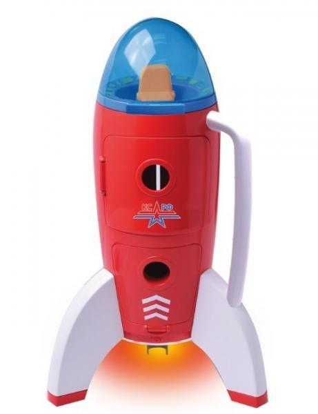 Foguete Espacial Linha Astronautas Brinquedos Chocolate