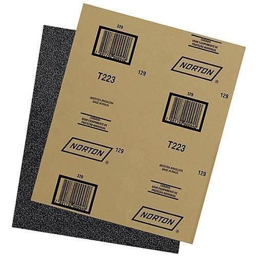 Folha de Lixa D´Água - T223 - Norton (220)