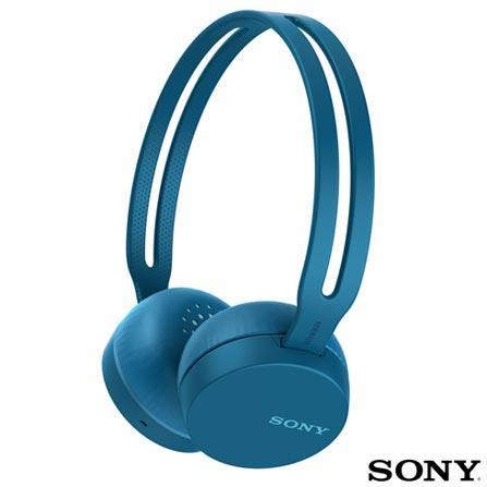 Fone Bluetooth Sony WH-CH400/L - Azul - SONY