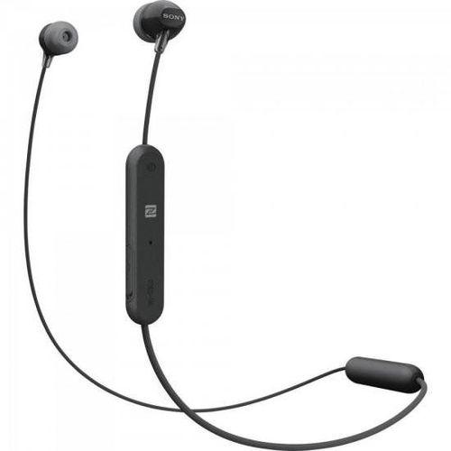 Fone Sony Wi-c300 Bluetooth - Preto