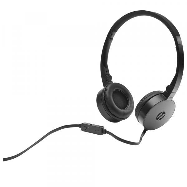 Fone de Ouvido - 3,5mm - C/ Microfone HP H2800 - HP