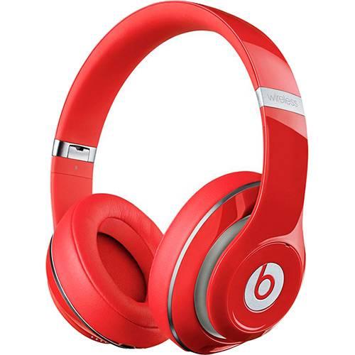 Tudo sobre 'Fone de Ouvido Beats B0501 Studio Wireless Vermelho'