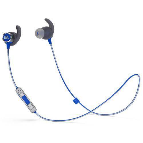 Tudo sobre 'Fone de Ouvido Bluetooth JBL Reflect Mini 2 Azul'