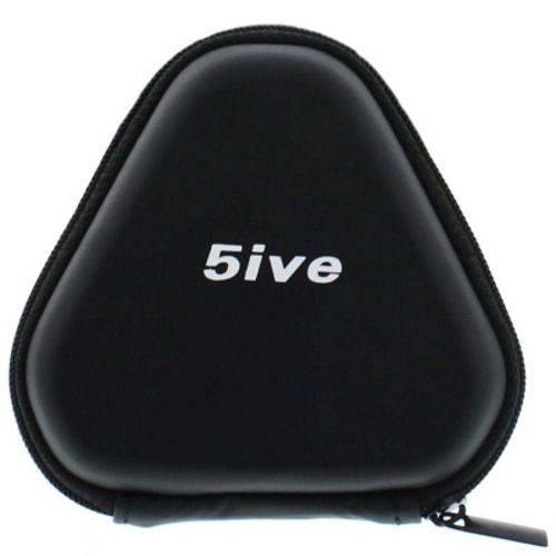 Fone de Ouvido Bluetooth Sport 5ive, Sem Fio, C/ Microfone Preto
