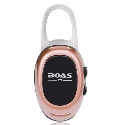 Fone de Ouvido Boas Lc-100 / Sem Fio / Bluetooth / (Rosa)