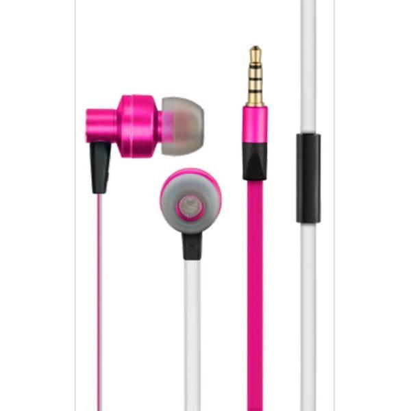 Fone de Ouvido Earphone Pulse Rosa Ph155 Multilaser