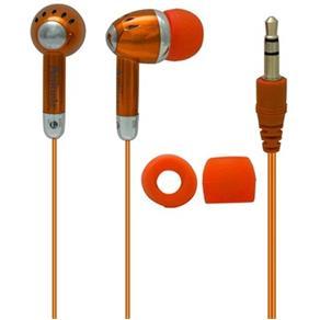 Fone de Ouvido Estéreo Attitudz em Cores Vibrantes - Coby Cve53