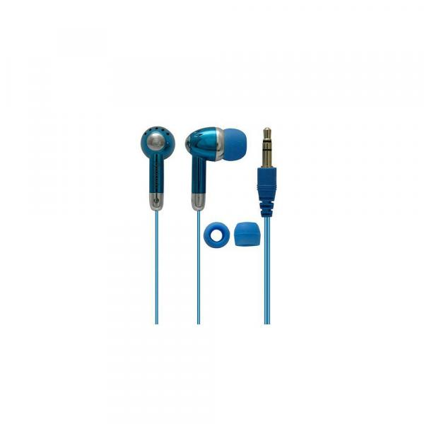 Fone de Ouvido Estéreo Attitudz em Cores Vibrantes - CVE53 - Coby
