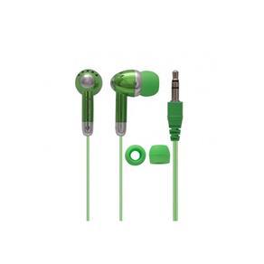 Fone de Ouvido Estéreo Coby CVE53 Attitudz Verde