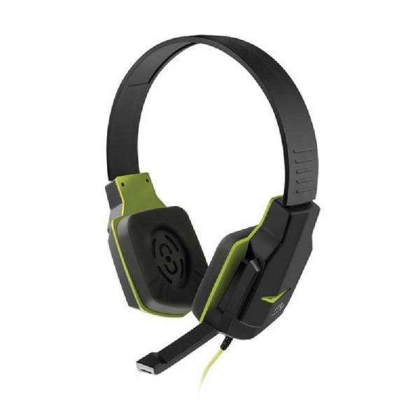 Fone de Ouvido Headphone Gamer Verde PH146 Multilaser
