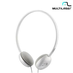 Fone de Ouvido Headphone Light Branco Ph064 - Multilaser