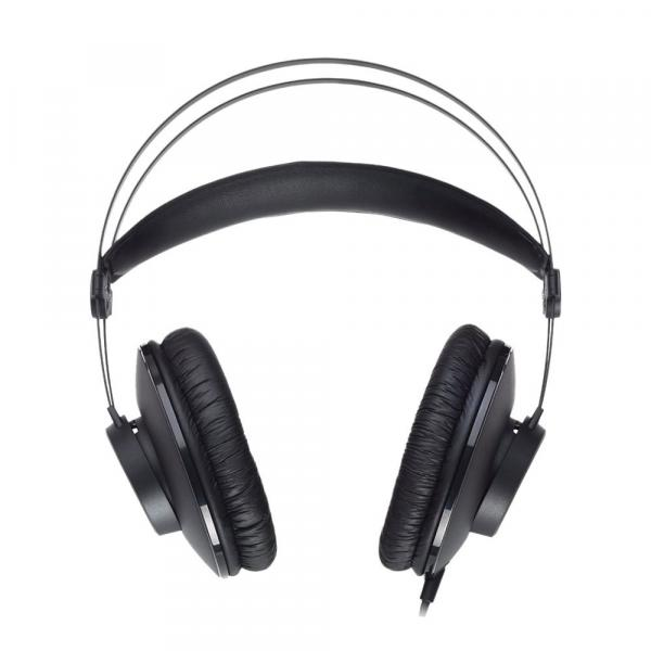 Fone de Ouvido Headphone Sistema Fechado AKG K52 Preto