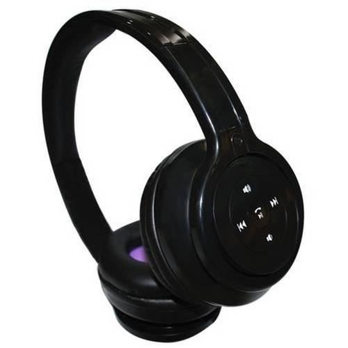 Fone de Ouvido Leadership Sem Fio com Tecnologia Bluetooth - 1766 - Preto