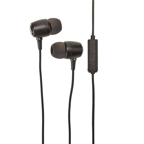 Fone de Ouvido Motorola Earbuds Metal - Preto