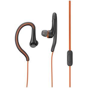Fone de Ouvido Motorola Earbuds Sport Intra-Auricular com Microfone - Laranja