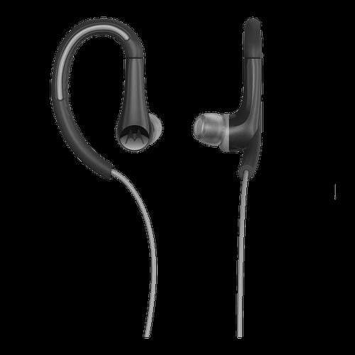 Fone de Ouvido Motorola Earbuds Sport Preto