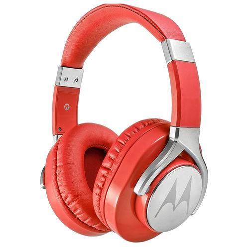 Tudo sobre 'Fone de Ouvido Motorola Pulse Max SH004 RD - Vermelho'
