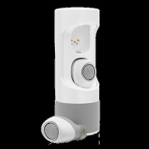 Fone de Ouvido Motorola VerveOnes Cinza/Branco
