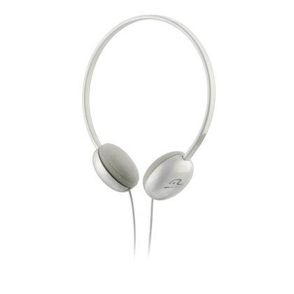 Fone de Ouvido Multilaser Light Headphone Branco - PH064 PH064
