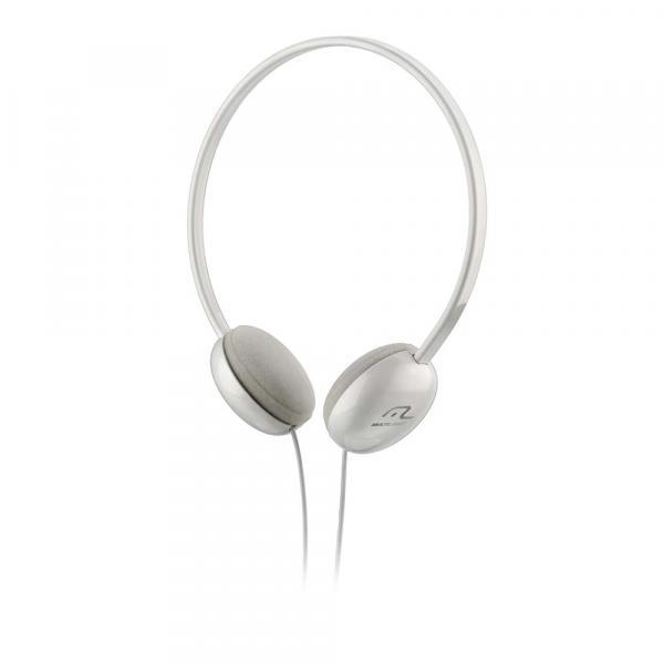 Fone de Ouvido Multilaser Light Headphone Branco - PH064