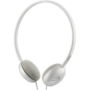 Fone de Ouvido Multilaser Light Headphone Branco