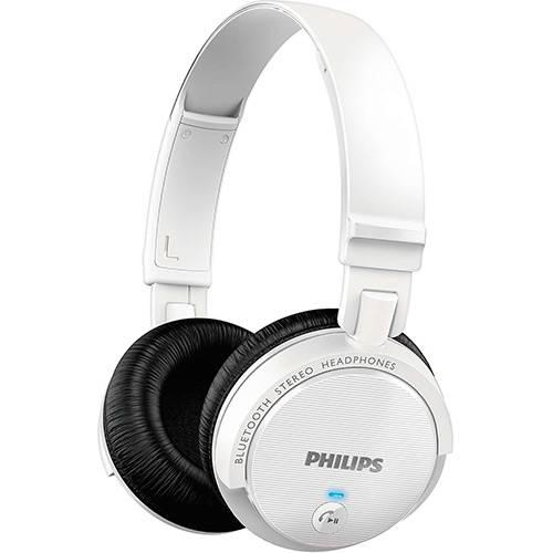 Tudo sobre 'Fone de Ouvido Philips SHB5500WT/00 Over Ear Branco Bluetooth'